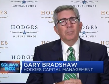 Gary Bradshaw CNBC Interview 112018