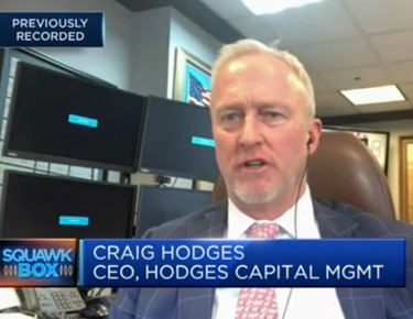 Craig Hodges 111920 CNBC Interview