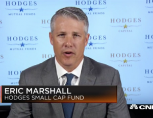 Eric Marshall CNBC Interview 062918