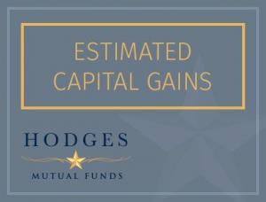 Estimated Capital Gains